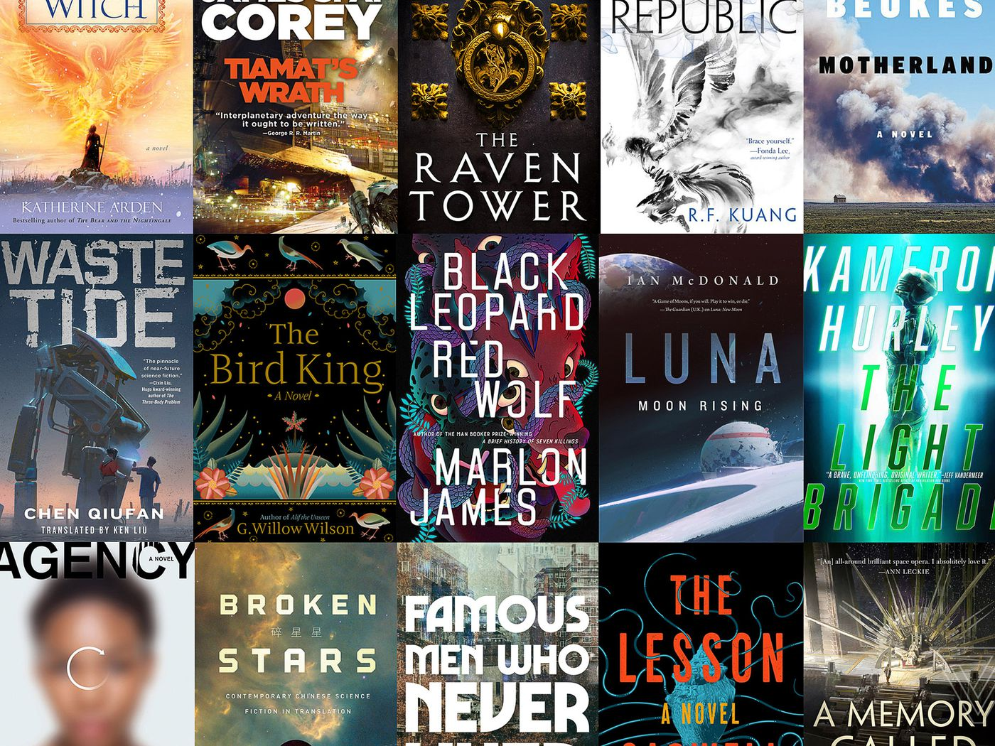 Best New Fantasy Books 2020 All the science fiction and fantasy books we're looking forward to