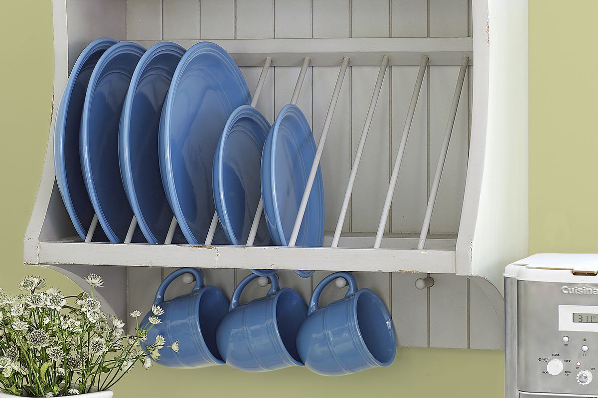 How To Build A Plate Rack This Old House