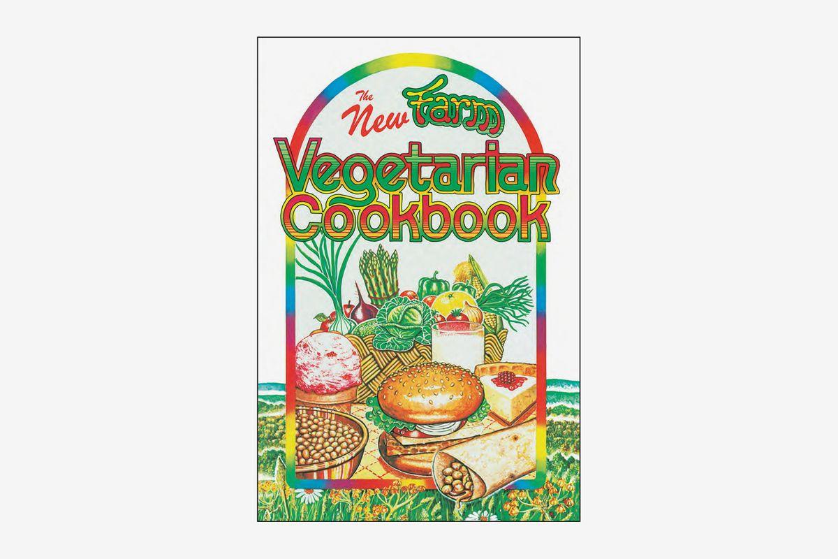The New Farm Vegetarian Cookbook Cover