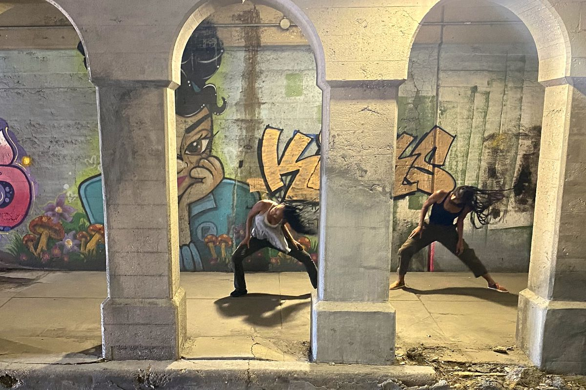 """Hubbard Street Dance Chicago will debut Rena Butler's """"A Tale of Two"""" in an online stream Thursday."""
