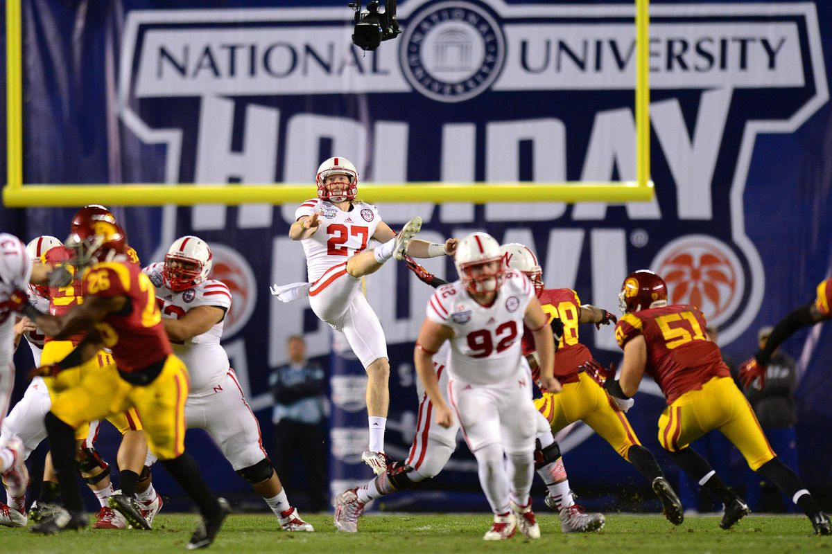 NCAA Football: Holiday Bowl-Nebraska vs Southern California