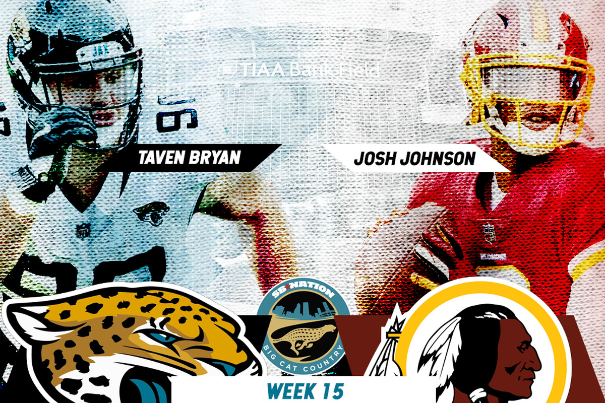 Image result for Washington Redskins vs Jacksonville Jaguars