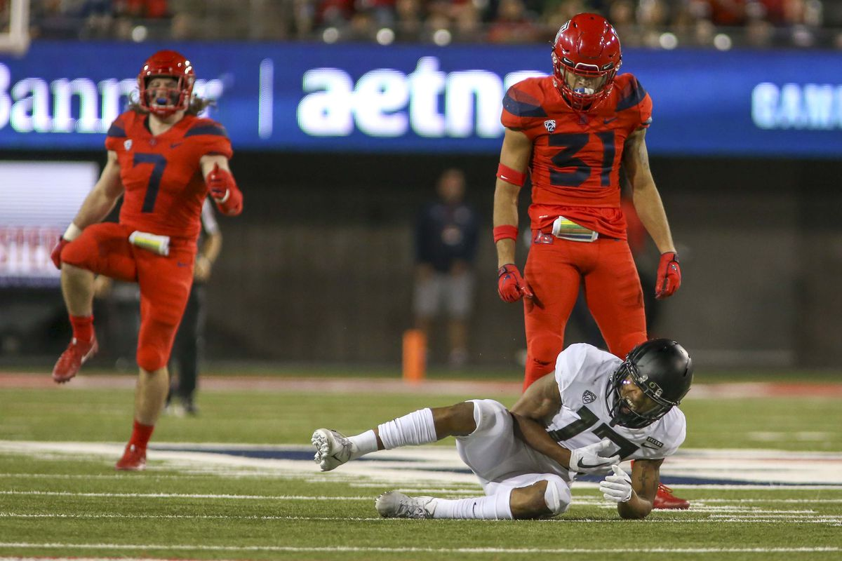 What Arizona players are saying about Oregon, playing spoiler, cold weather, and more
