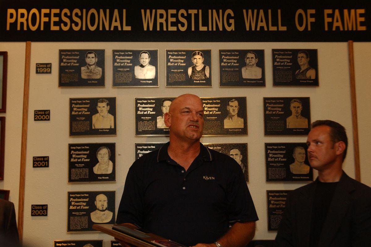 Jesse Ventura Inducuted Into International Wrestling Hall of Fame