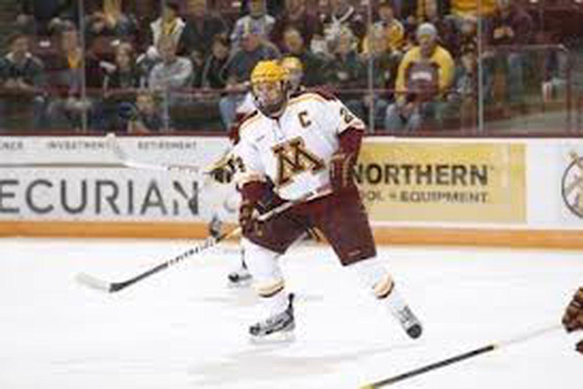 save off 6589a 82f9b Minnesota Gopher Hockey vs Minnesota State Mankato Mavericks ...