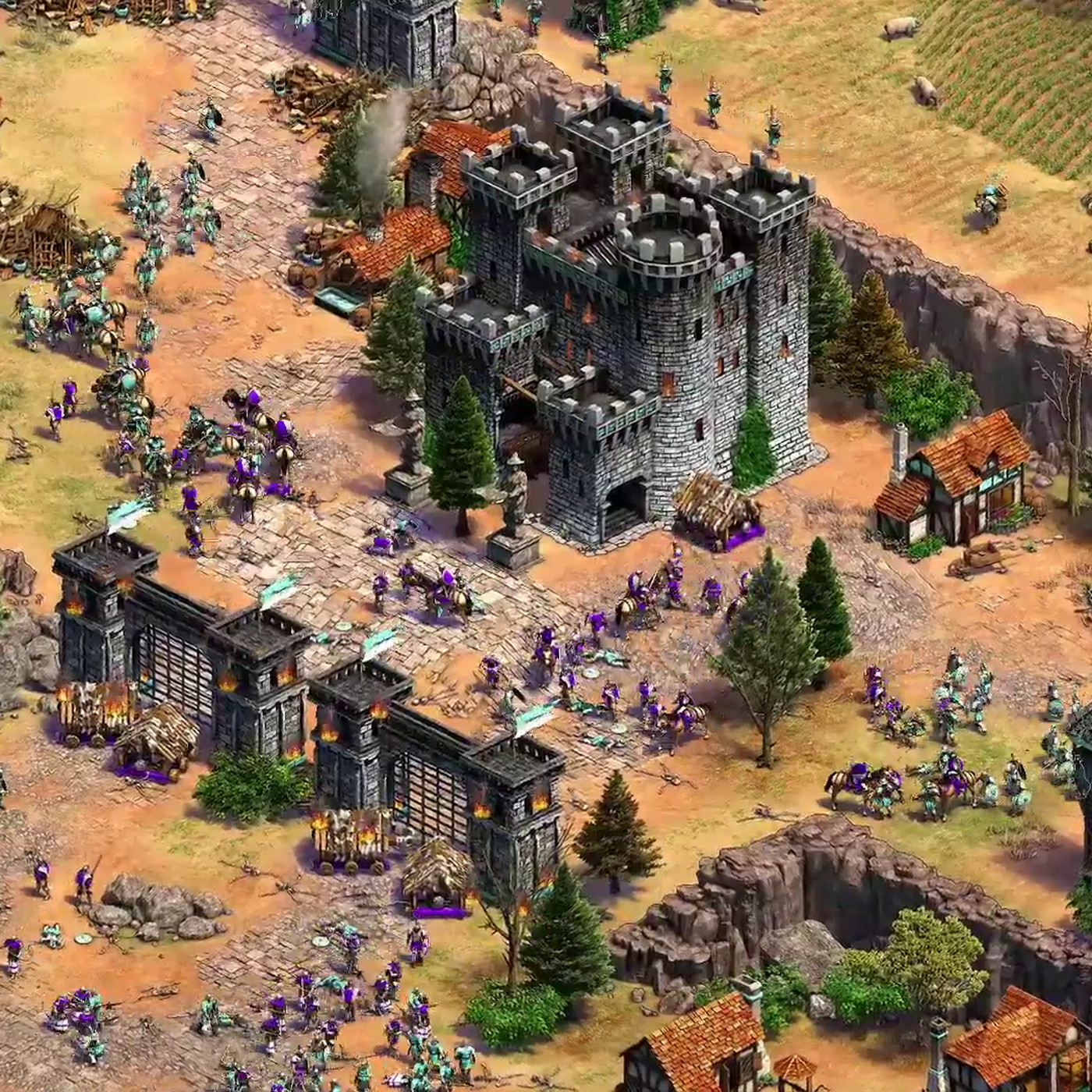 Age of Empires 2: Definitive Edition and new campaign coming