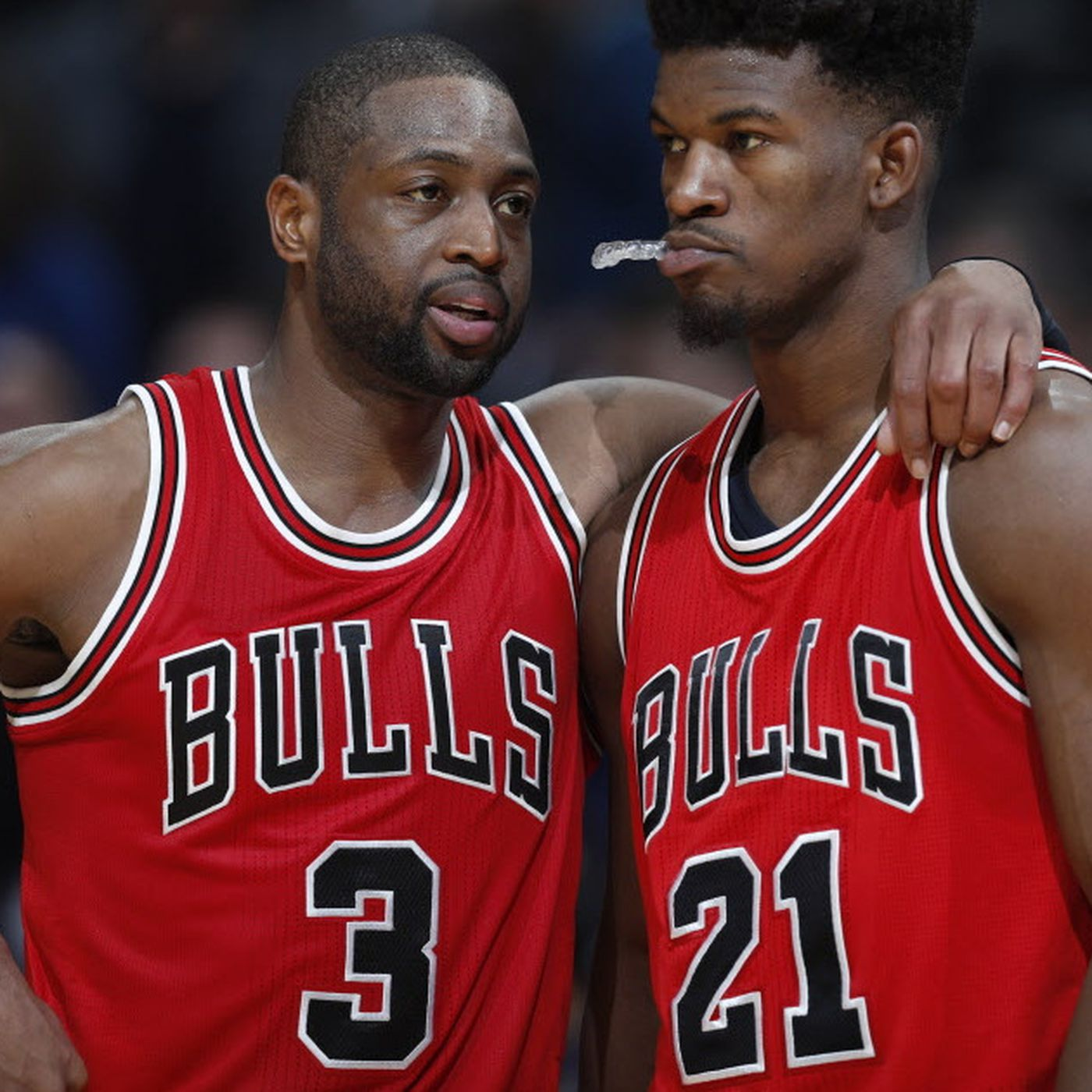 Ex Bulls Snit Dwyane Wade Threatens Jimmy Butler Over Gabrielle Union Quip Chicago Sun Times