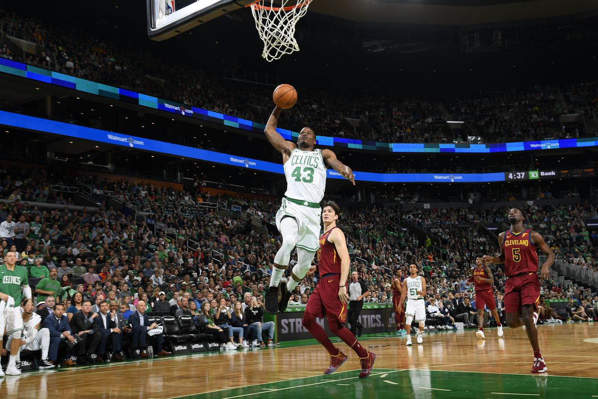 Javonte Green likely won final Boston Celtics roster spot