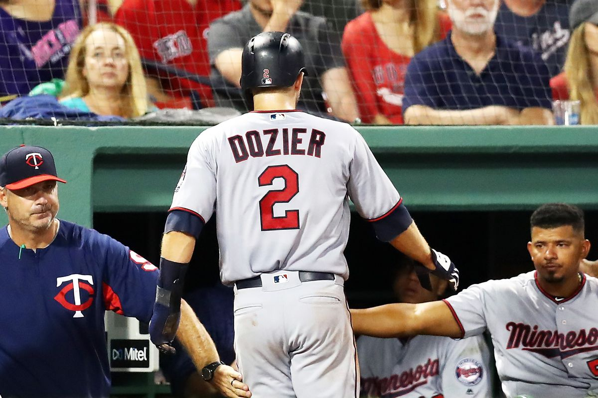 Minnesota Twins  Brian Dozier to Dodgers for Logan Forsythe ... 3980cf46584