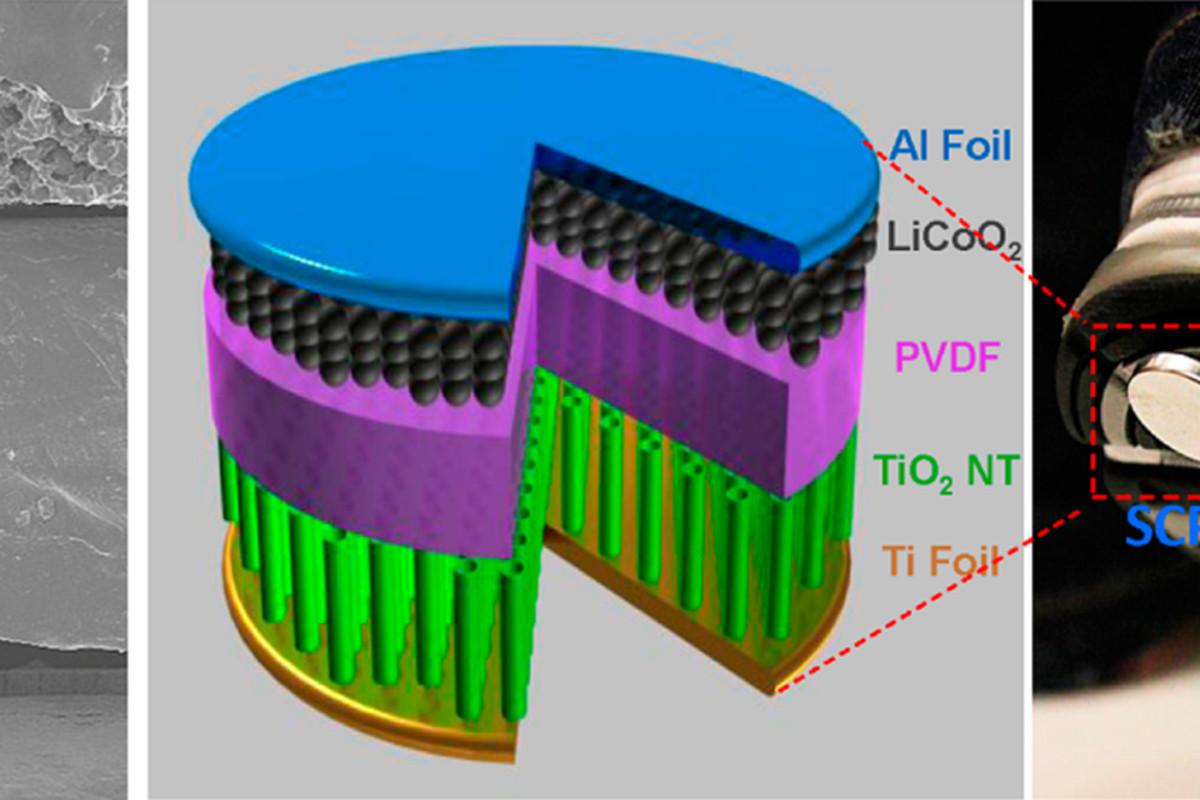 nanotube battery