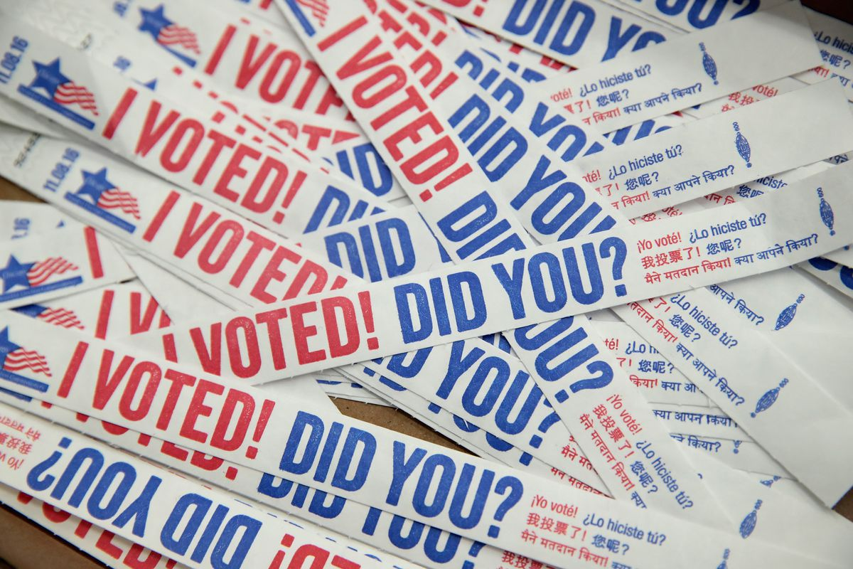 Early Voting For November Election Continues In Illinois