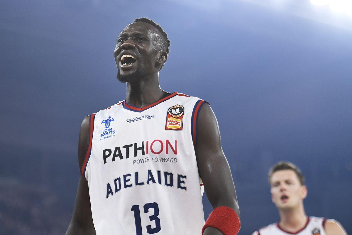 NBL Grand Final - Melbourne v Adelaide: Game 3