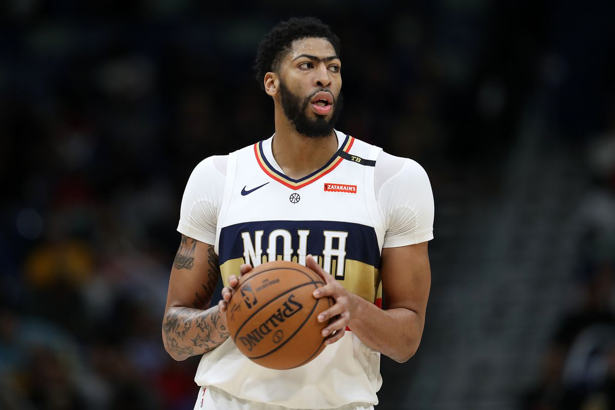Anthony Davis Trade Request All 29 Other Teams Are On My