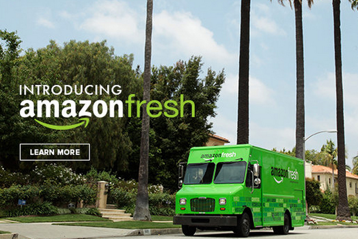 Seattle, NYC and Philly Customers Balk at $299 'Prime Fresh' Amazon Grocery Fee