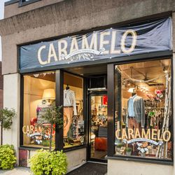 """<a href=""""http://www.carameloclothing.com/"""">Caramelo Clothing Co.</a> (606 Centre Street) has become a staple for gents in JP and beyond, boasting a brand mix including somewhat obscure labels like Osmium, Forage and Jeremy Argyle neckwear, Fall River-base"""
