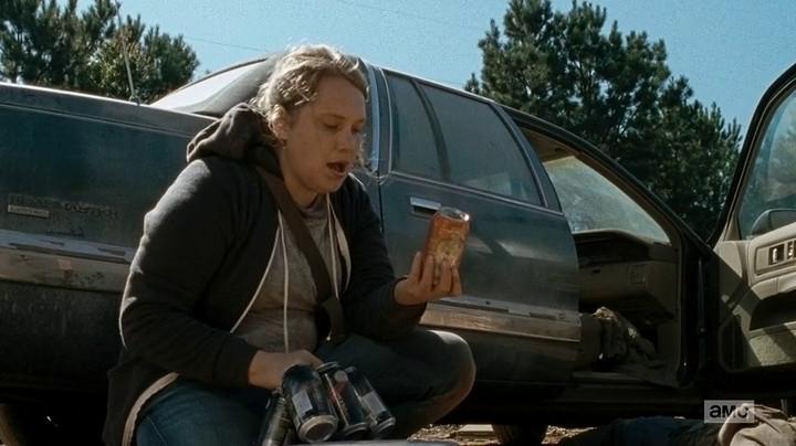 Denise in The Walking Dead
