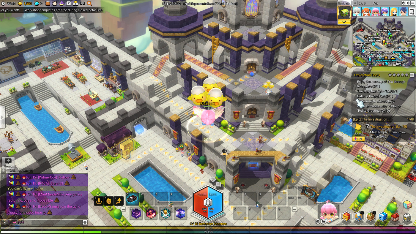 MapleStory gets an extra life with a mobile game and 3D sequel - The