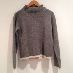 Study sweater, $160