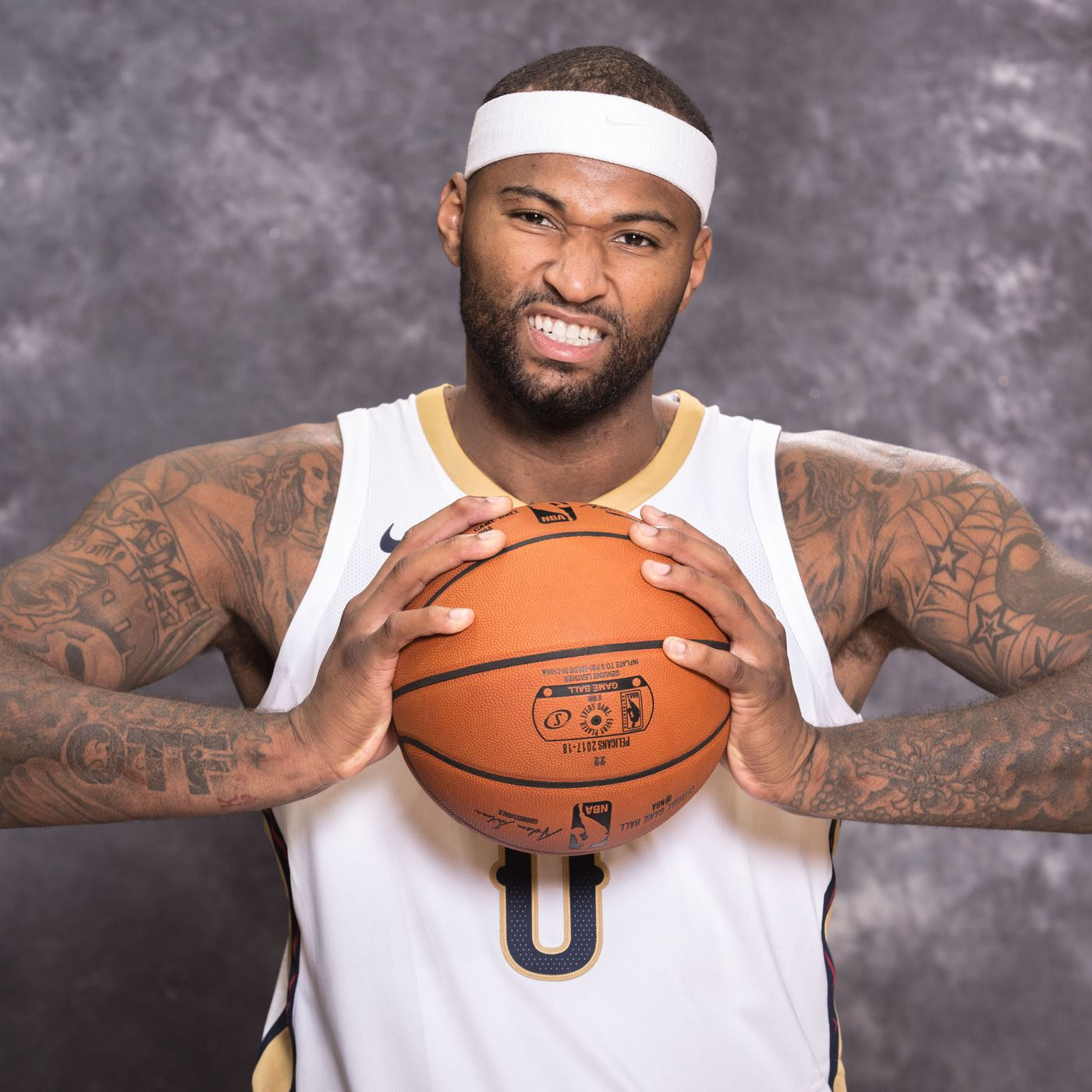 89d6c1b476b The New Orleans Pelicans future hinges on DeMarcus Cousins and his 2017-18  season - The Bird Writes