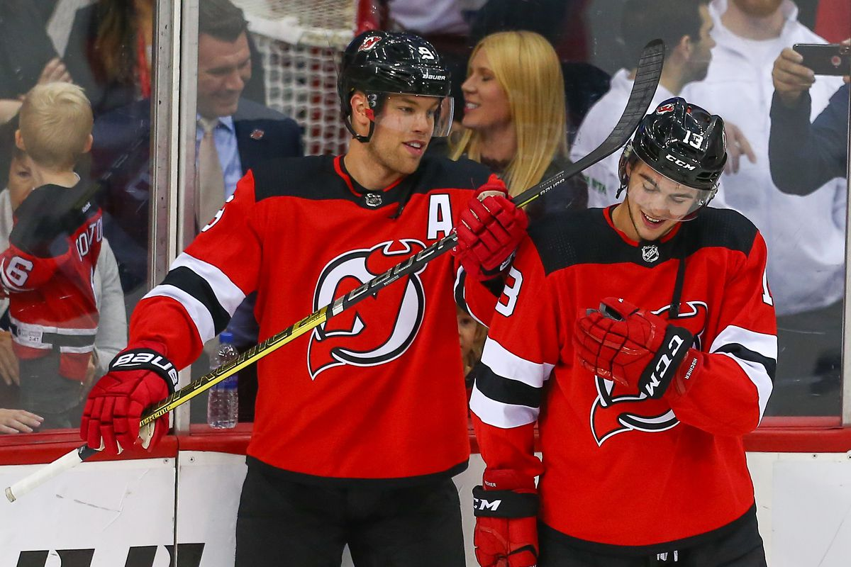 The Once-Anonymous New Jersey Devils are Suddenly Filled with Stars. So Who is the Face of the Team?