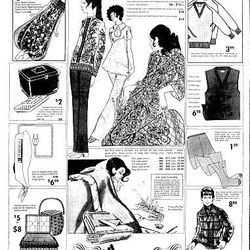 This JC Penney from ad from 1970 is selling to the young ladies of the house.