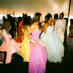 """""""After another year of online learning, we finally made it to our prom. I decided to document the night, which was the first time in months we got to see each other in person."""""""