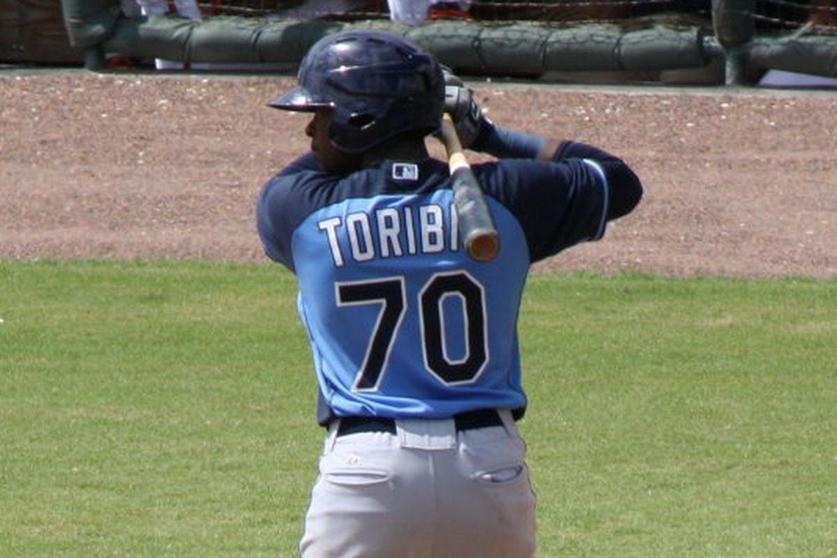 Cristian Toribio is making his full-season debut in 2015
