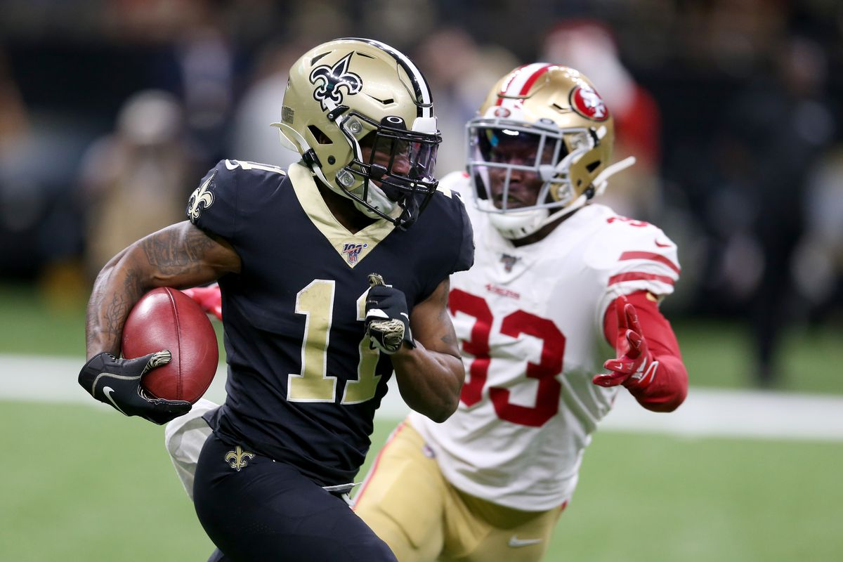 Saints Lose Heavyweight Battle 48 46 To The 49ers Canal