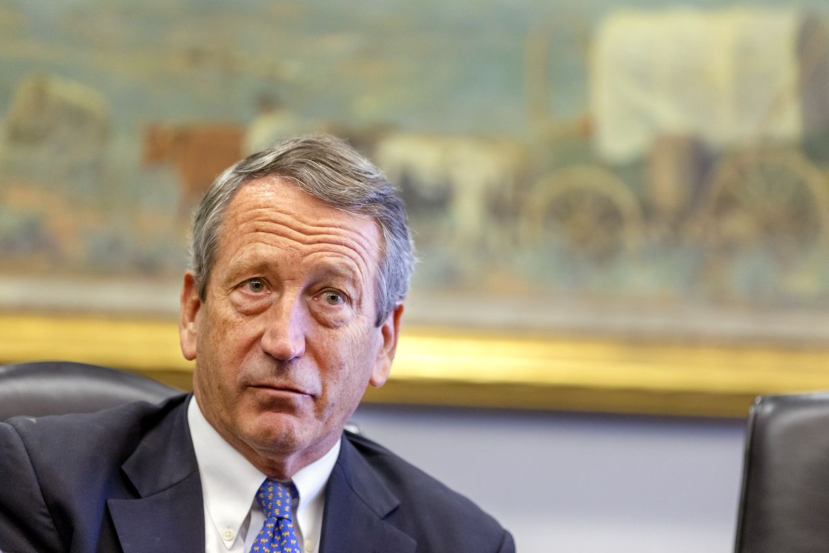 In our opinion: Republican Mark Sanford's quest to get the