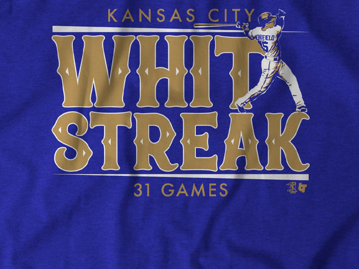 info for 62c80 79396 Get your WHIT STREAK t-shirts from BreakingT! - Royals Review