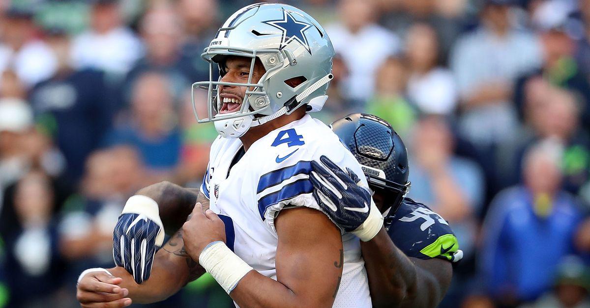 为什么海鹰能够在2019年NFL季后赛的外卡赛中击败牛仔队