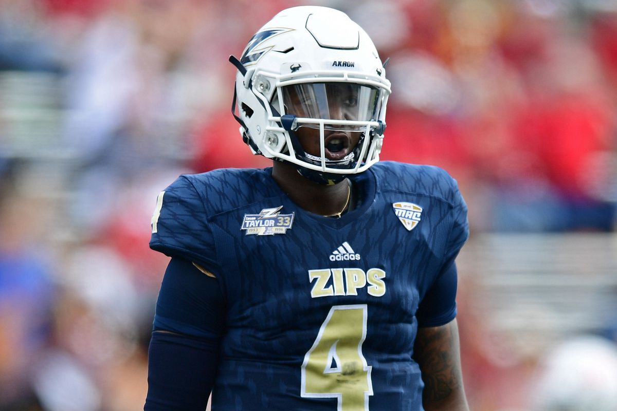 premium selection c7bf7 6b951 Buffalo Bulls at Akron Zips: How to watch, listen, and ...