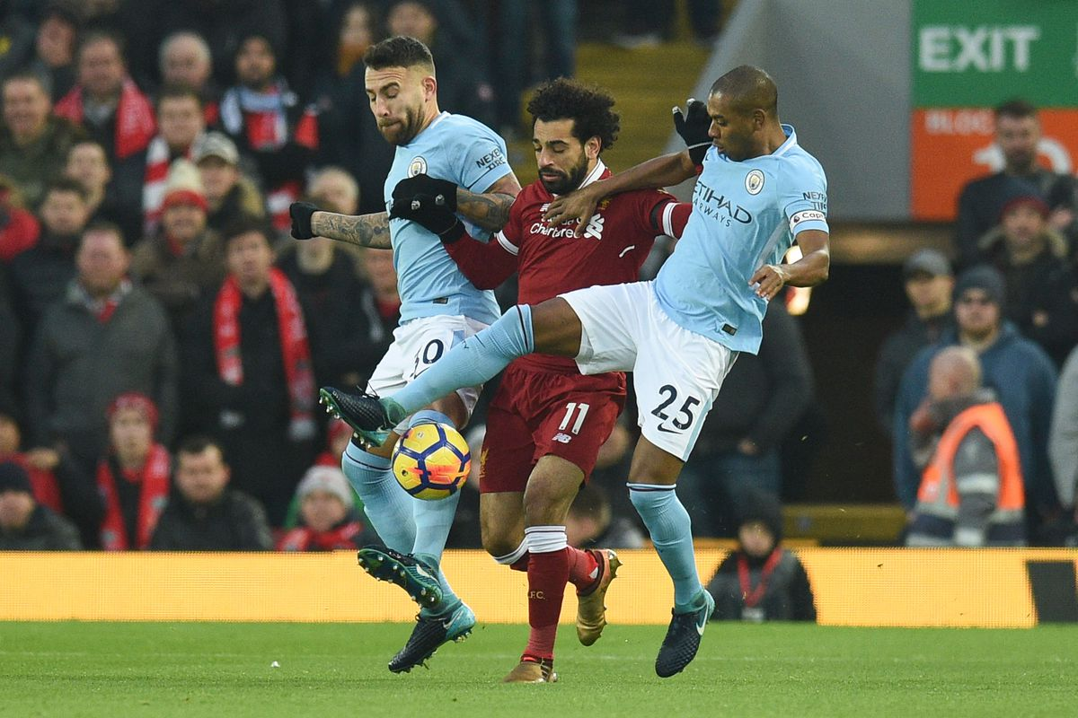 Liverpool halt Man City's unbeaten run