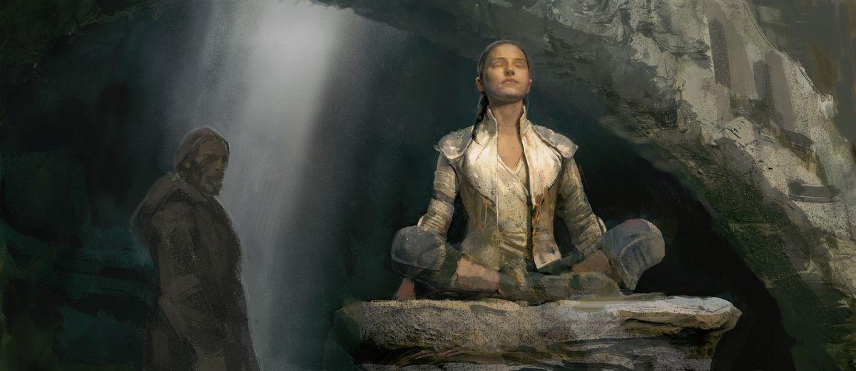 Look inside The Art of Star Wars: The Last Jedi - Polygon