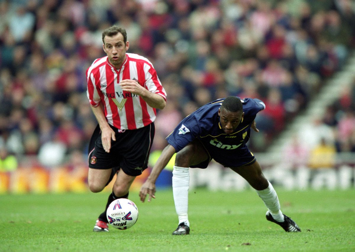 Eric Roy and Jason Euell