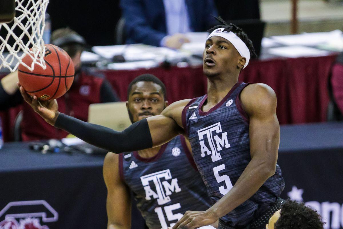NCAA Basketball: Texas A&M at South Carolina