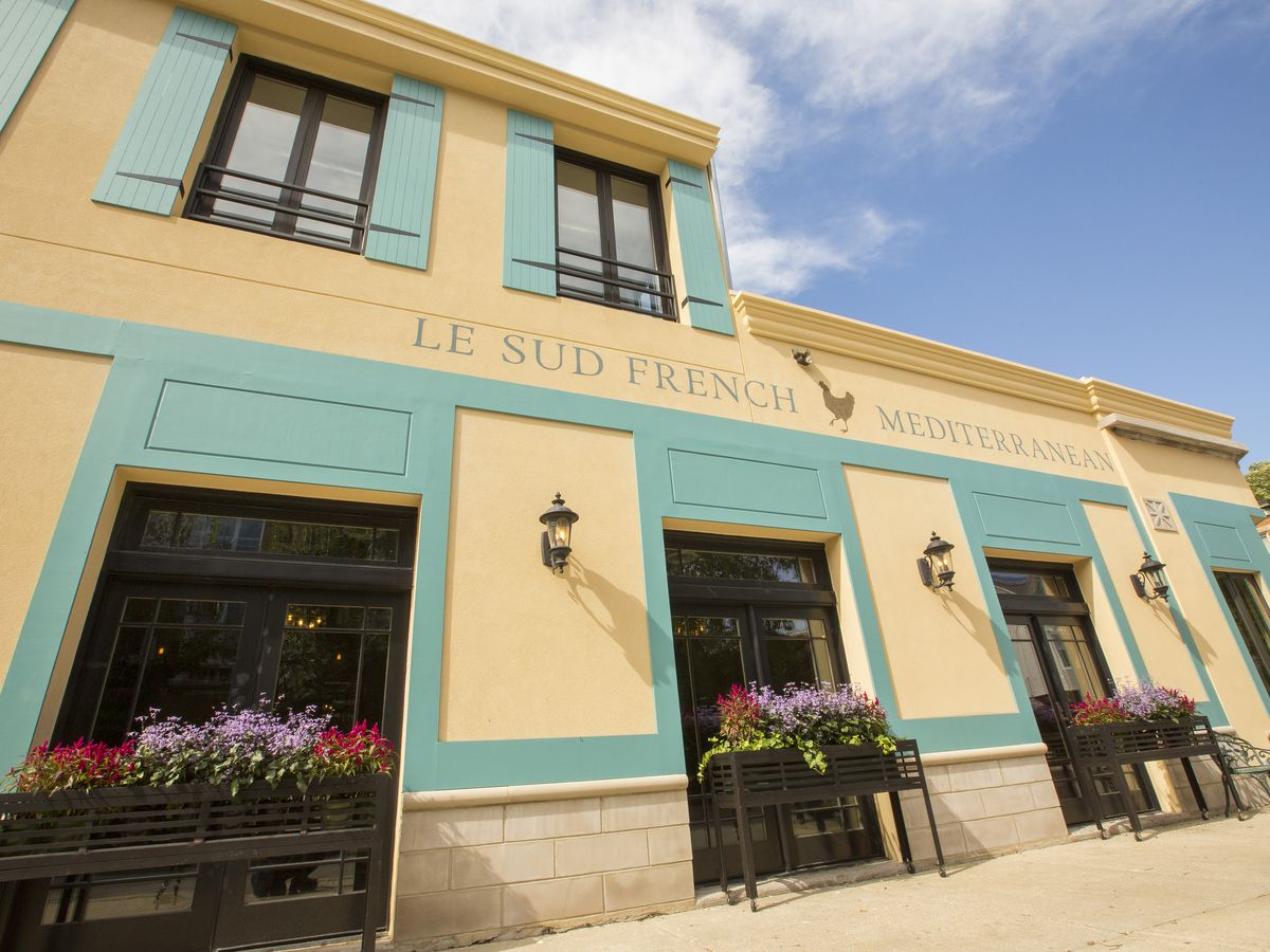 Le Sud S Exterior Barry Brecheisen Eater Chicago