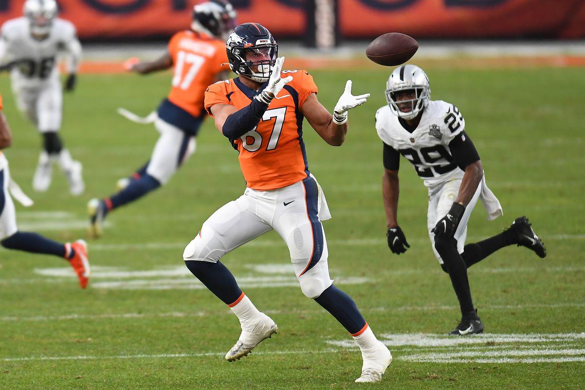 NFL: Las Vegas Raiders at Denver Broncos