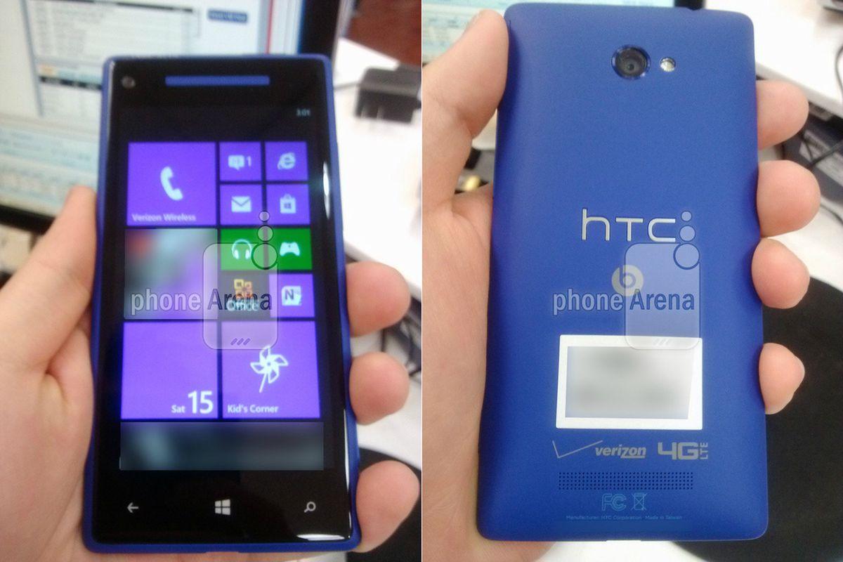 HTC Accord pics