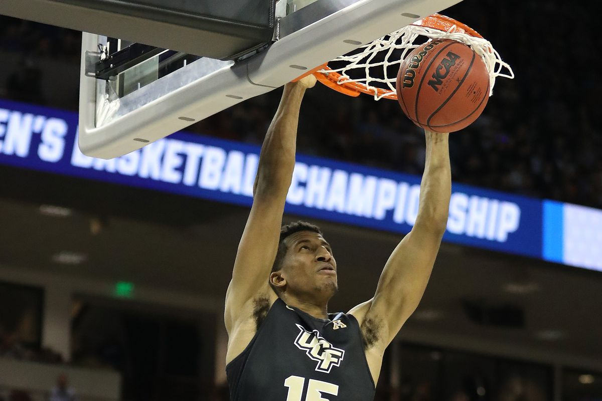 e9c5fd3c078c Aubrey Dawkins became a nationally-known name with his performance on  Sunday Photo by Streeter Lecka Getty Images