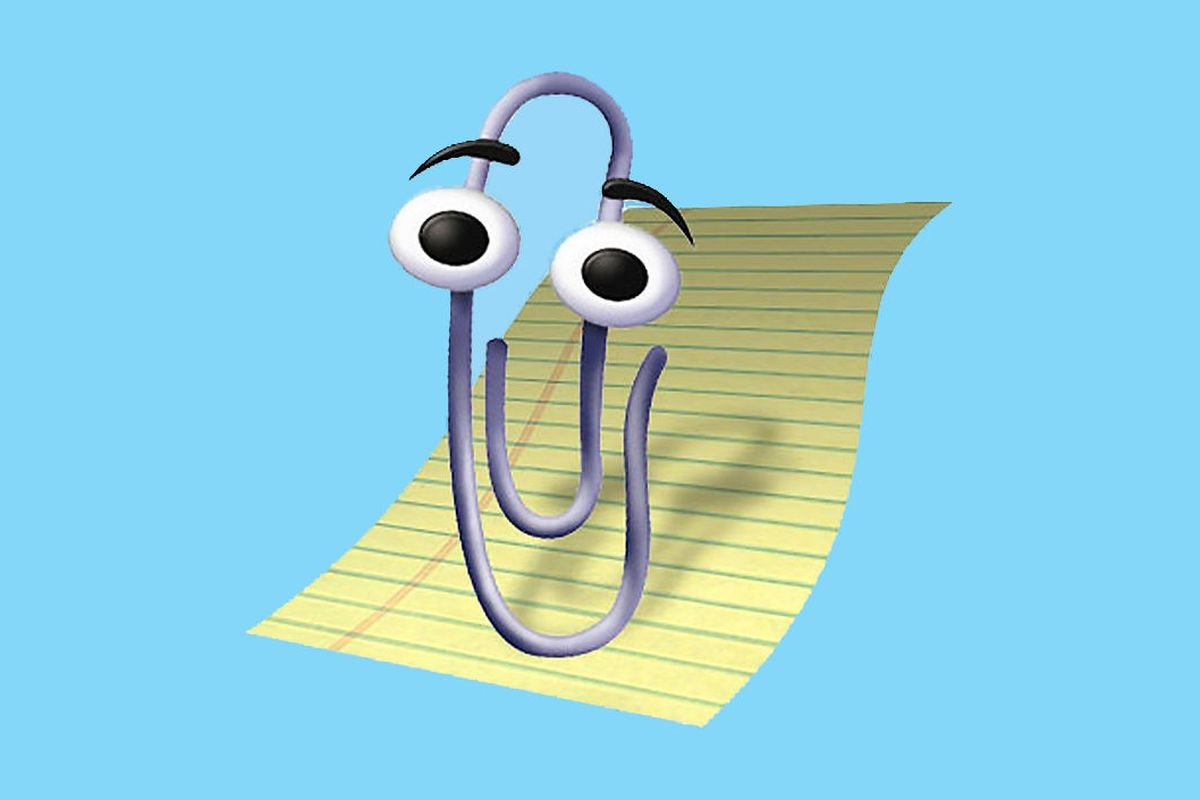 Microsoft resurrects Clippy and then brutally kills him off