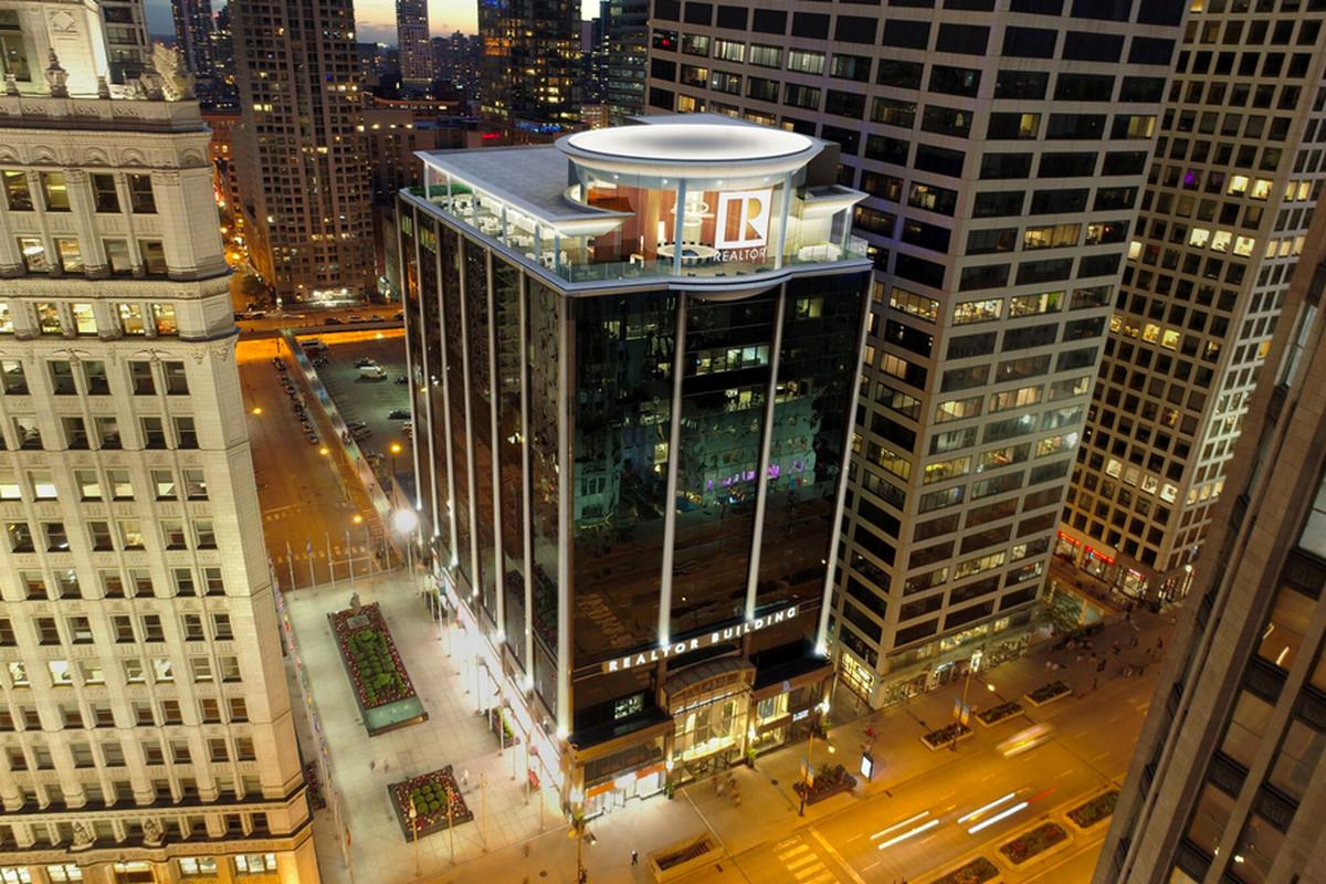 Chicago's Mag Mile Realtor Building tapped for big makeover