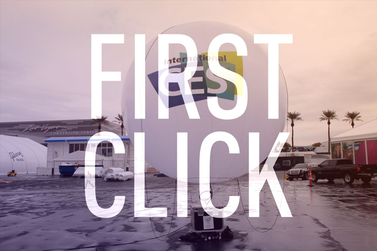 First Click 359 Days Until Ces 2017 The Verge
