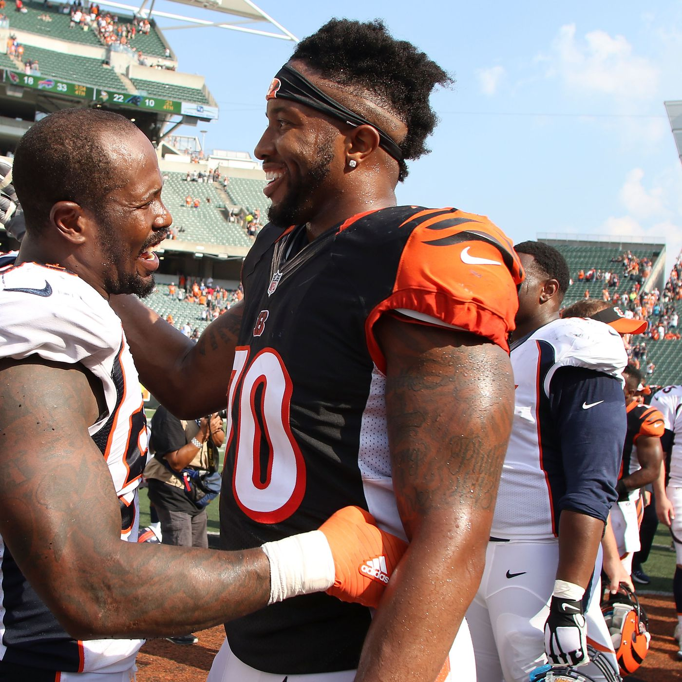 """Bengals OC says Cedric Ogbuehi is going to """"be a fabulous player ..."""