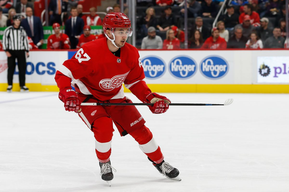 NHL: NOV 27 Maple Leafs at Red Wings