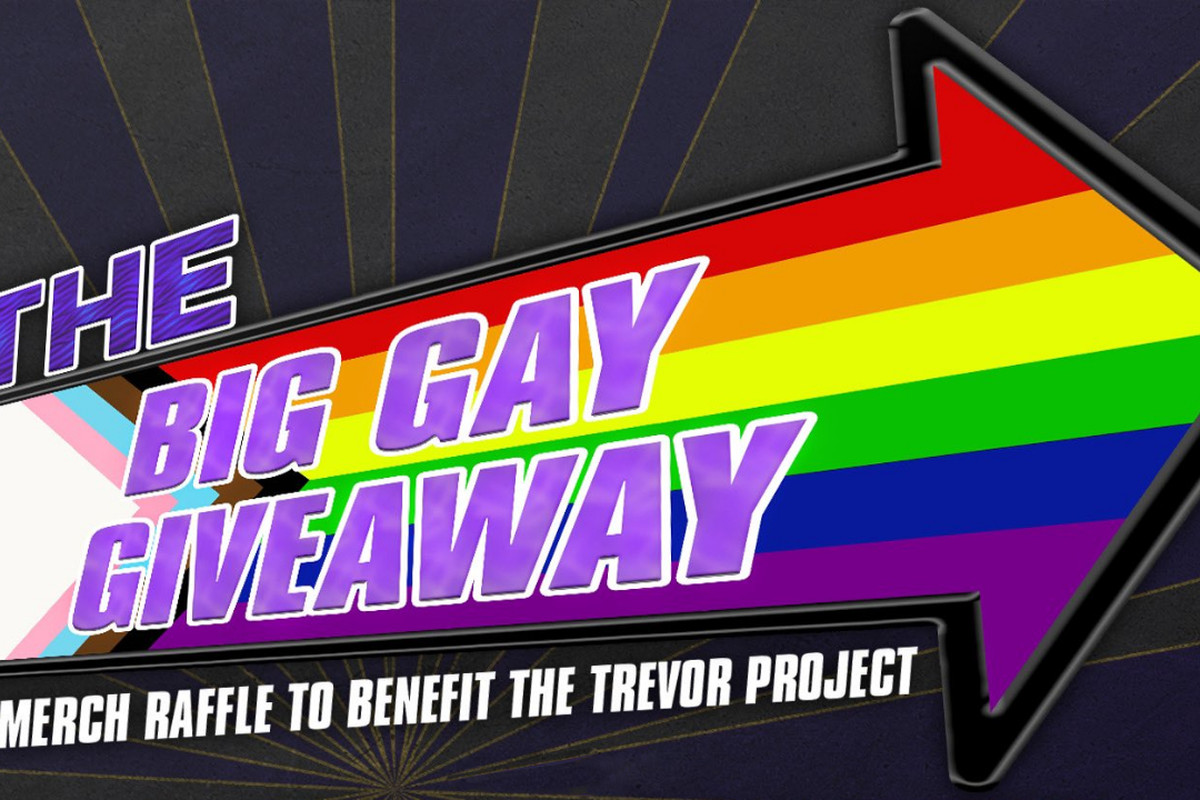 Poster for The Big Gay Giveaway