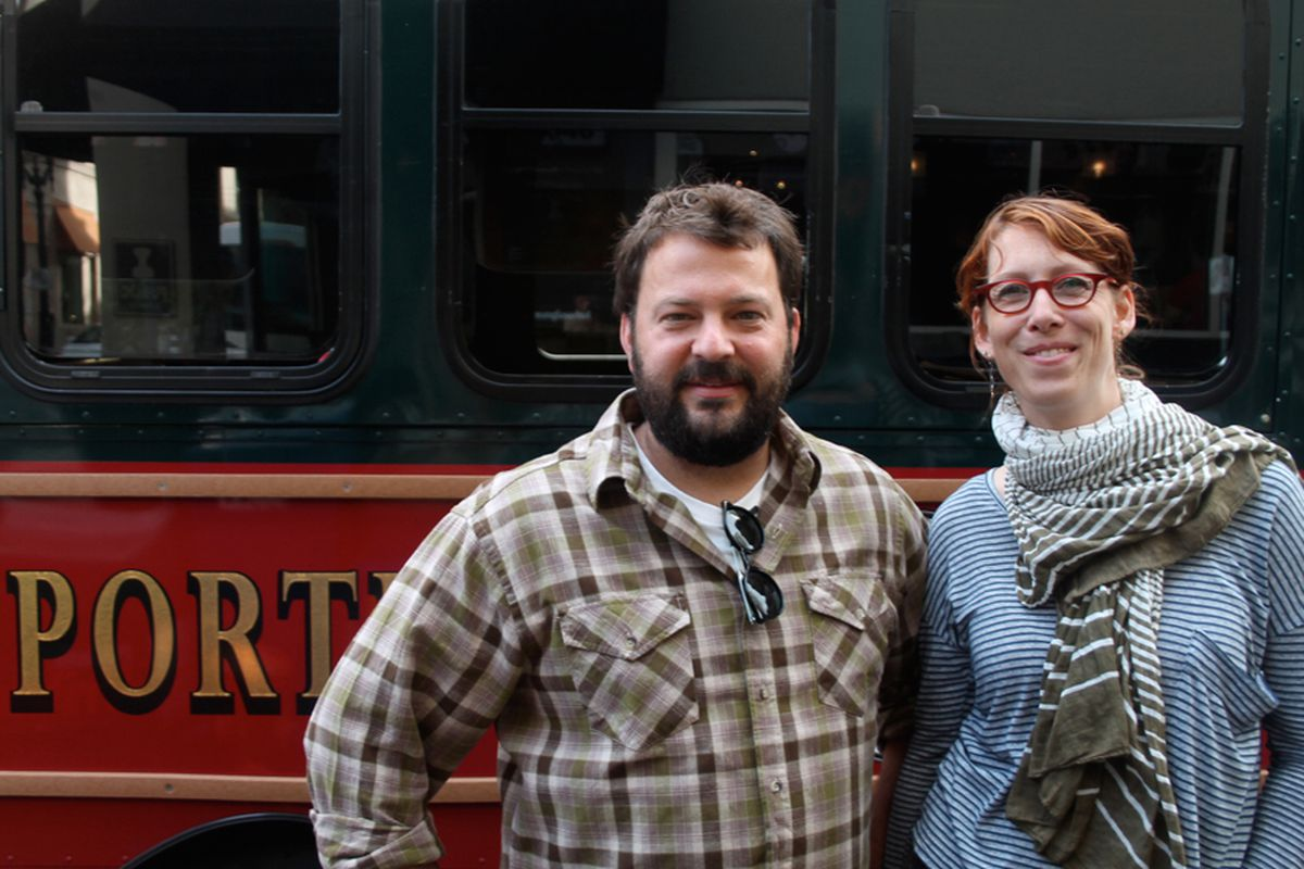Stuart Brioza and Nicole Krasinski, State Bird Provisions.