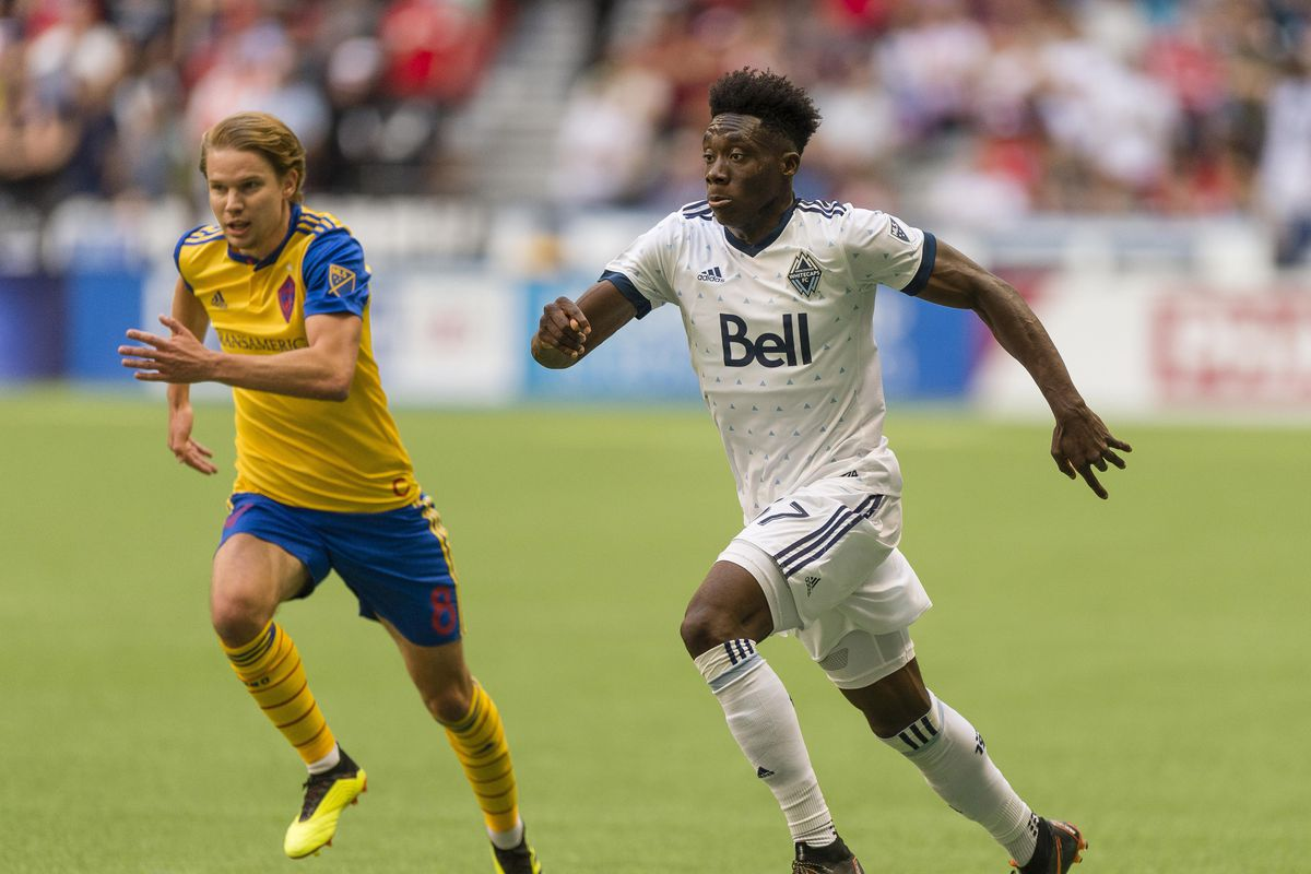 966e189bbc2 Report  Bayern Munich close to signing Alphonso Davies in MLS record  transfer
