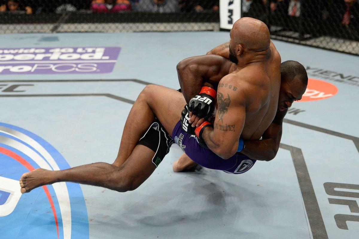 UFC Fight Night - Romero v Brunson