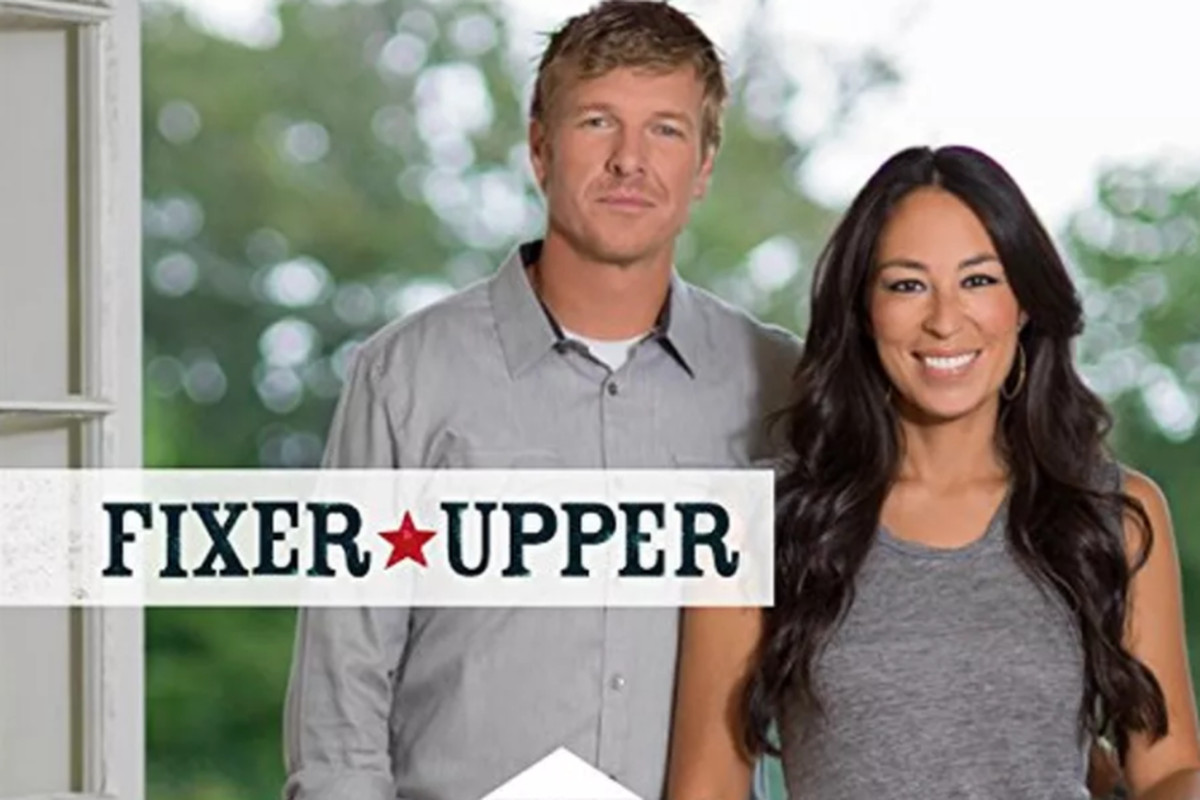 chip and joanna gaines ending hgtv s fixer upper with season 5 vox. Black Bedroom Furniture Sets. Home Design Ideas